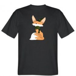 Чоловіча футболка The Fox in the Hat
