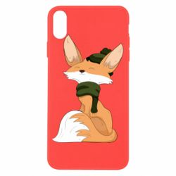 Чохол для iPhone X/Xs The Fox in the Hat