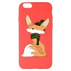 Чохол для iPhone 6 Plus/6S Plus The Fox in the Hat