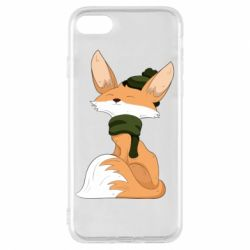 Чохол для iPhone 7 The Fox in the Hat