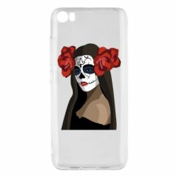 Чехол для Xiaomi Mi5/Mi5 Pro The girl in the image of the day of the dead