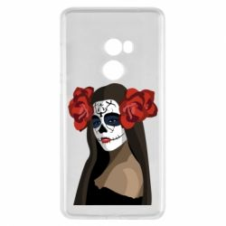 Чехол для Xiaomi Mi Mix 2 The girl in the image of the day of the dead