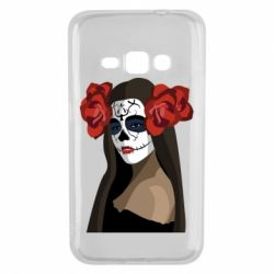 Чохол для Samsung J1 2016 The girl in the image of the day of the dead