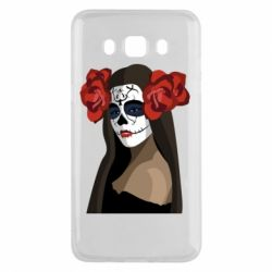 Чохол для Samsung J5 2016 The girl in the image of the day of the dead