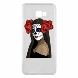 Чохол для Samsung J4 Plus 2018 The girl in the image of the day of the dead