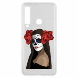 Чохол для Samsung A9 2018 The girl in the image of the day of the dead