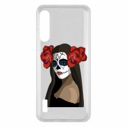 Чохол для Xiaomi Mi A3 The girl in the image of the day of the dead