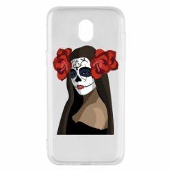 Чохол для Samsung J5 2017 The girl in the image of the day of the dead