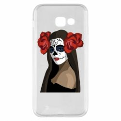 Чохол для Samsung A5 2017 The girl in the image of the day of the dead