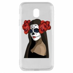 Чохол для Samsung J3 2017 The girl in the image of the day of the dead