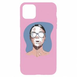 Чохол для iPhone 11 The girl is doused with milk
