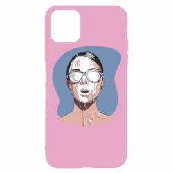 Чохол для iPhone 11 Pro The girl is doused with milk