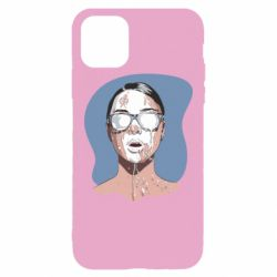 Чохол для iPhone 11 Pro Max The girl is doused with milk