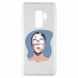 Чохол для Samsung S9+ The girl is doused with milk