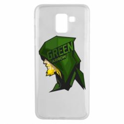 Чохол для Samsung J6 The Green Arrow