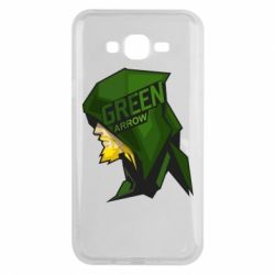 Чохол для Samsung J7 2015 The Green Arrow