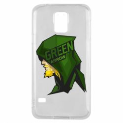 Чохол для Samsung S5 The Green Arrow