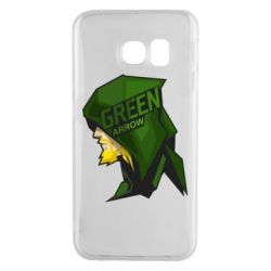 Чохол для Samsung S6 EDGE The Green Arrow