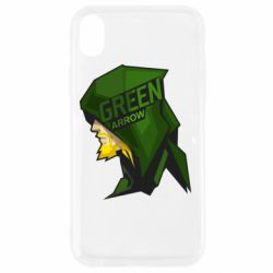 Чохол для iPhone XR The Green Arrow