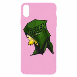 Чохол для iPhone Xs Max The Green Arrow