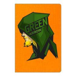 Блокнот А5 The Green Arrow