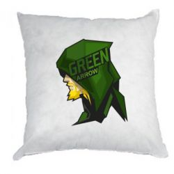 Подушка The Green Arrow