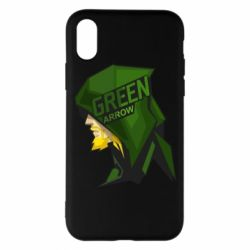 Чохол для iPhone X/Xs The Green Arrow