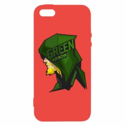 Чохол для iphone 5/5S/SE The Green Arrow