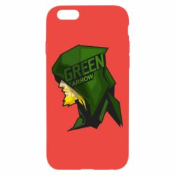 Чохол для iPhone 6/6S The Green Arrow