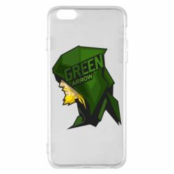 Чохол для iPhone 6 Plus/6S Plus The Green Arrow