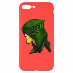 Чохол для iPhone 8 Plus The Green Arrow