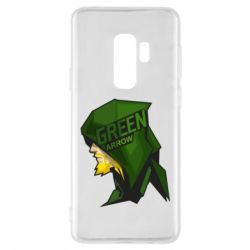 Чохол для Samsung S9+ The Green Arrow
