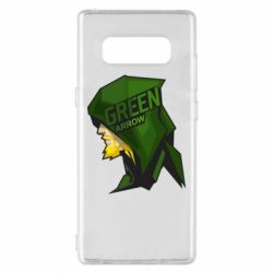 Чохол для Samsung Note 8 The Green Arrow