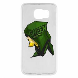 Чохол для Samsung S6 The Green Arrow