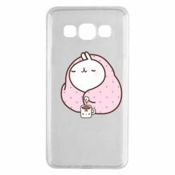 Чехол для Samsung A3 2015 The Hare in the blanket