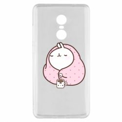 Чехол для Xiaomi Redmi Note 4x The Hare in the blanket