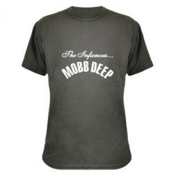 Камуфляжная футболка The Infamous Mobb Deep