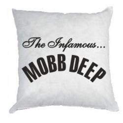 Подушка The Infamous Mobb Deep