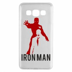 Чехол для Samsung A3 2015 The Invincible Iron Man