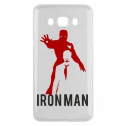 Чехол для Samsung J5 2016 The Invincible Iron Man