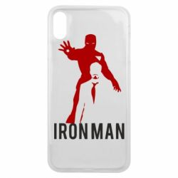 Чехол для iPhone Xs Max The Invincible Iron Man