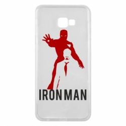 Чехол для Samsung J4 Plus 2018 The Invincible Iron Man