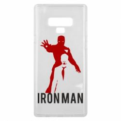 Чехол для Samsung Note 9 The Invincible Iron Man