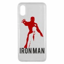 Чехол для Xiaomi Mi8 Pro The Invincible Iron Man