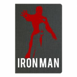 Блокнот А5 The Invincible Iron Man