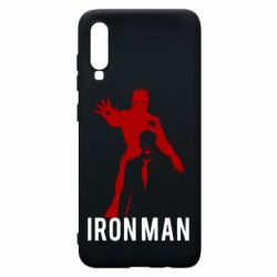 Чехол для Samsung A70 The Invincible Iron Man