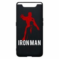 Чехол для Samsung A80 The Invincible Iron Man
