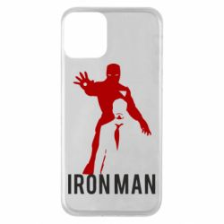 Чехол для iPhone 11 The Invincible Iron Man