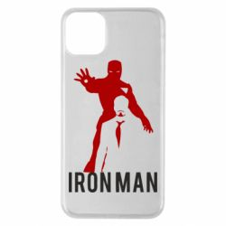 Чехол для iPhone 11 Pro Max The Invincible Iron Man