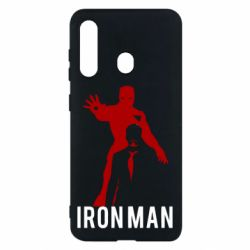 Чехол для Samsung M40 The Invincible Iron Man